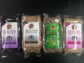 Heirloom rice