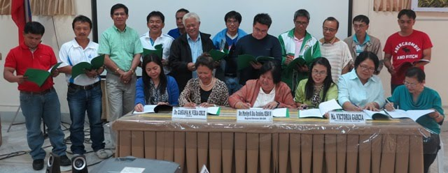 Heirloom Rice Project launched, Benguet State University